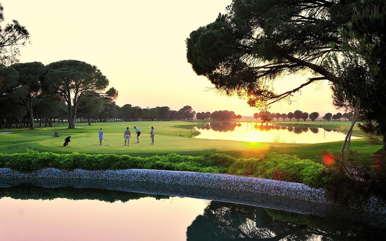 Gloria Golf, Turkey - golf 1